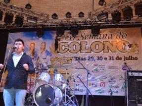 Henrique diz que oportunidades surgiram após apresentar a Festa do Colono