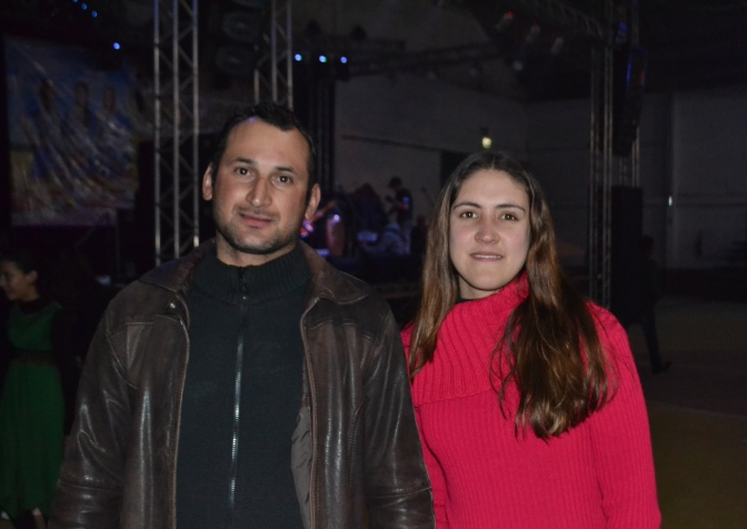 Casal Gilneir e Miriele