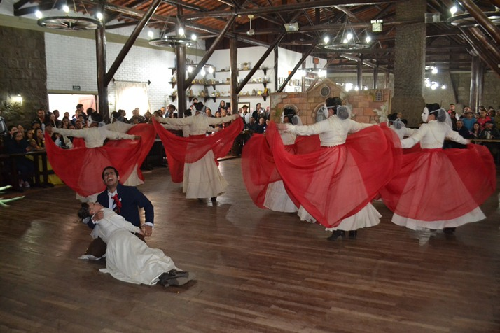CTG Rincão da Carolina trouxe 100 pessoas para Candiota