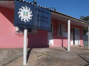 DP de Candiota atende os dois municípios