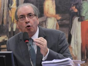 Cunha é acusado de ter mentido em CPI de que não tinha contas no exterior