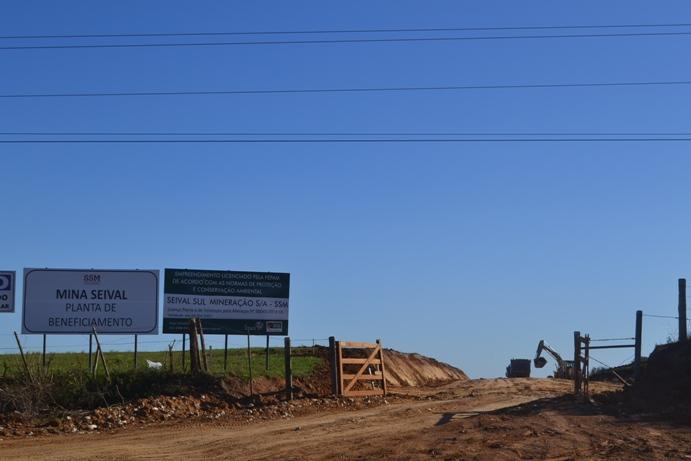 Mina irá abastecer de carvão mineral a UTE Pampa