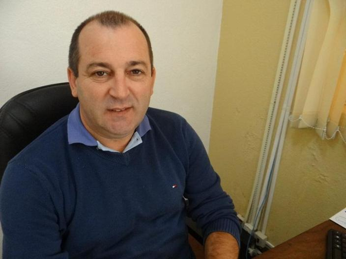 Diretor do Hospital de Piratini, Laerto Faria