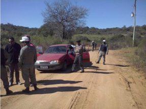 Operação fiscalizou 48 veículos na tarde desta sexta-feira