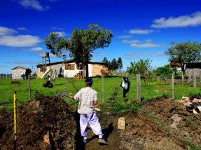 Na região, muitas famílias são beneficias com a medida