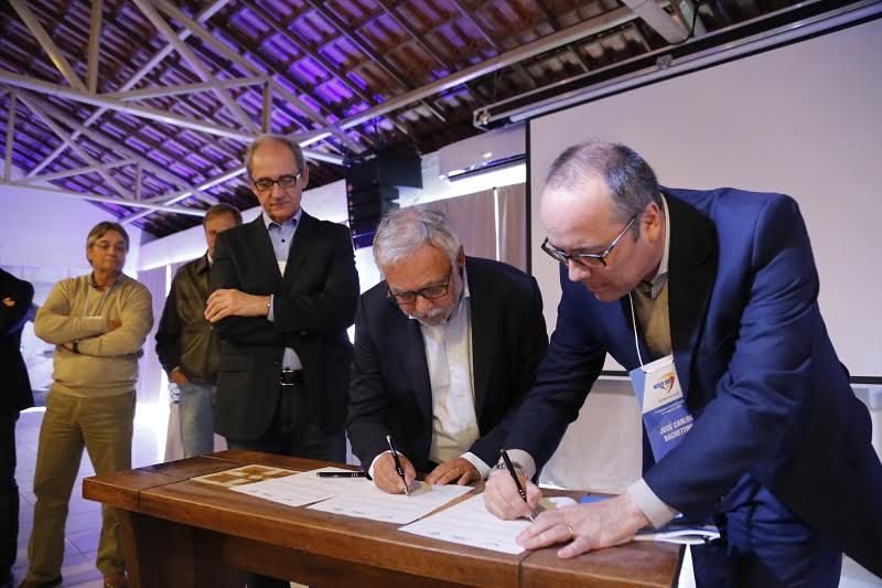 Protocolo entre as universidades de Milão e Pelotas foi assinado