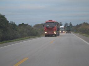 A alegação é que não há sinalização correta de onde começa ou termina uma rodovia federal