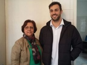 Silvinho e Lídia são os candidatos a prefeito e vice