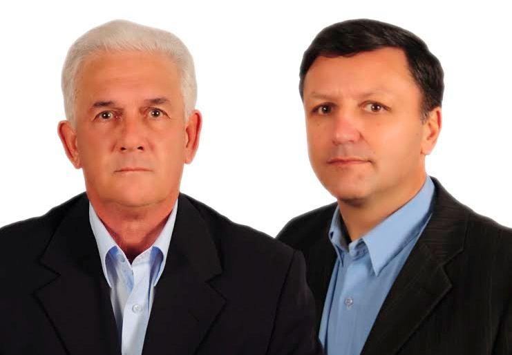Zé Antônio e Cabral são candidatos a prefeito e vice
