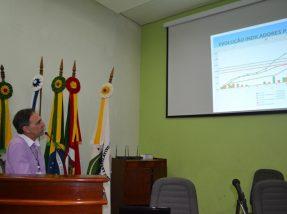 Ruimar fez uma exposição geral e específica das ações da CEEE