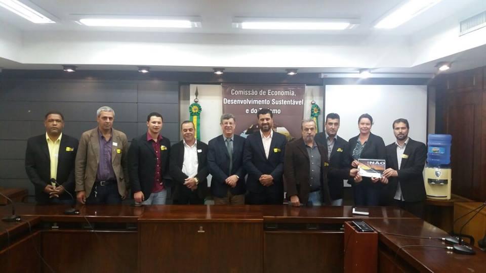 Comissão de Economia, Desenvolvimento Sustentável e Turismo, presidida pelo deputado Adilson Troca (PSDB) aprovou a realização de audiência pública