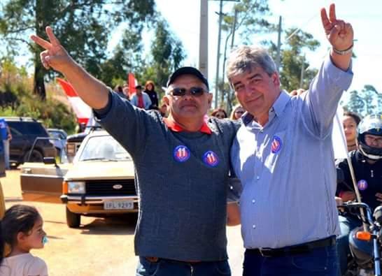 Renato e Igor comemoram