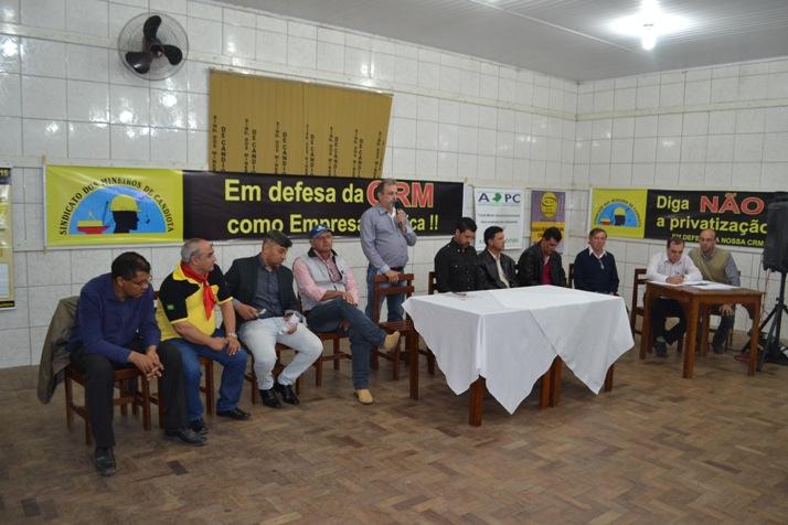Autoridades de toda a região prestigiaram o ato