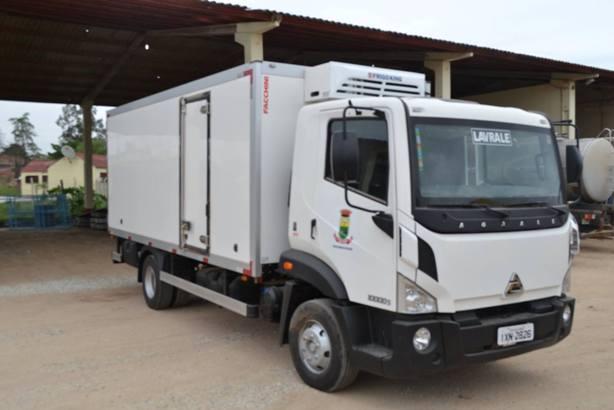 O veículo será utilizado para transportar os produtos que a cooperativa começará a fabricar a partir de janeiro de 2017