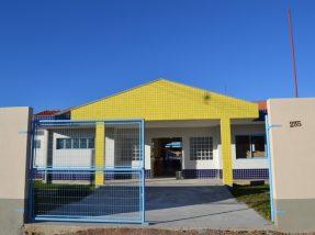 Na Escola Odete Lazzare Corrêa, a Educação Infantil está sendo ampliada