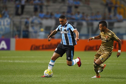 Grêmio foi mal e enfrentou um Sport inspirado