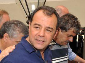 Ontem Garotinho e hoje Sérgio Cabral