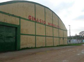 Após ser homologado o arremate, ginásio municipal pertencerá a Prefeitura de Hulha