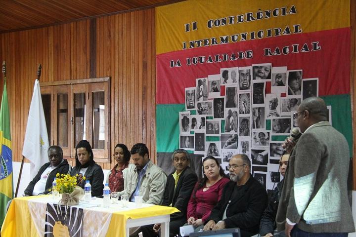 Questões raciais foram bastante debatidas durante o evento que reuniu um bom público