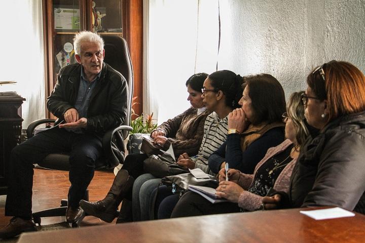Prefeito lamentou o fato durante o fato durante reunião nesta quinta com o Sindicato dos Municipários
