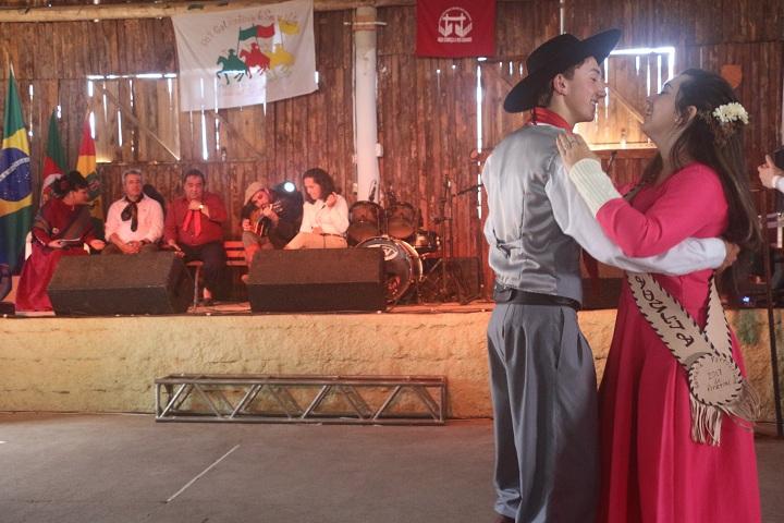Centro de Eventos sediou também a gravação do programa Mateadas, da TV Assembleia