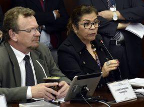 Deputados Luiz Fernando Mainardi e Stela Farias (ambos do PT) ajudaram a impor revés ao projeto