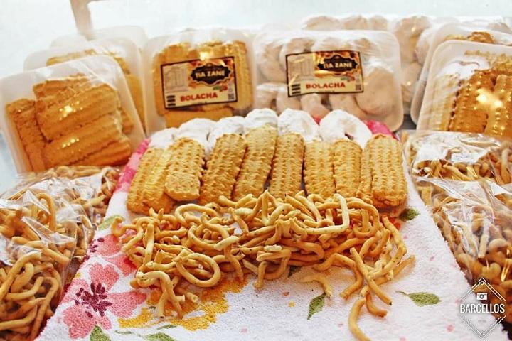 Entre os produtos que serão fornecidos em  contrato estão pães e bolachas