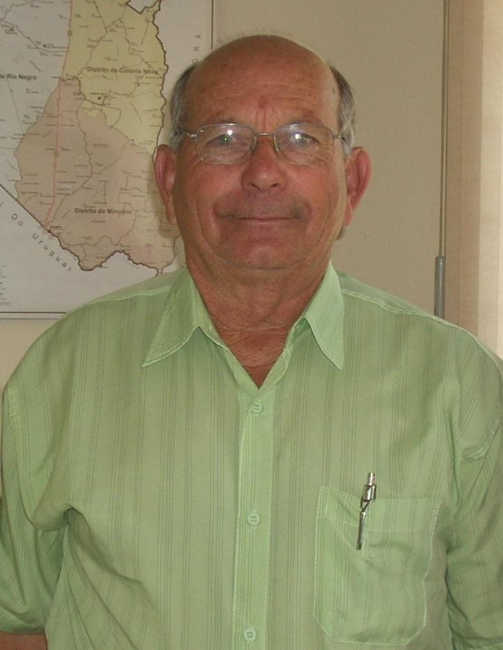 Vital Cardoso Abreu, o Dézinho, teve intensa participação na vida política e comunitária de Candiota e região