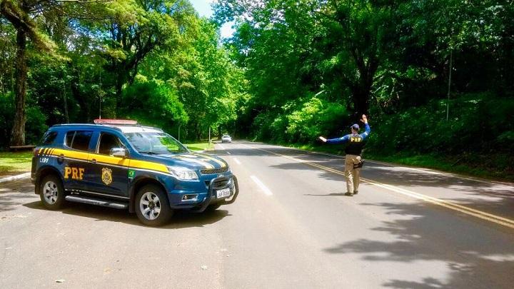 Ações preventivas ocorreram em pontos estratégicos das rodovias