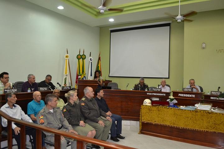 Comandantes de Pinheiro Machado e região