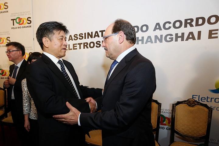 Maior obra dentre as assinadas no acordo será entre Candiota e Guaíba