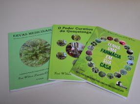 Os três livros podem ser adquiridos diretamente  em Candiota e Hulha Negra, ou através do site do Instituto Padre Josimo