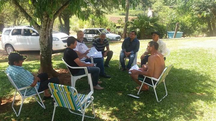 Reunião aconteceu em Montenegro