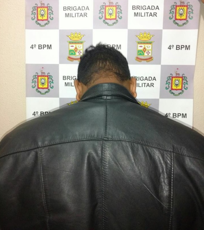 O acusado já havia se apresentado e  liberado na madrugada após o assalto
