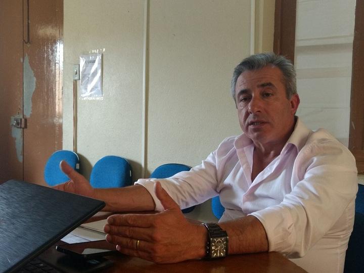 Prefeito Vitão diz que situação irá se normalizar logo no primeiro mês de 2018