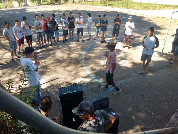 Objetivo é da realização de outras apresentações a  fim de fortalecer o hip hop no município