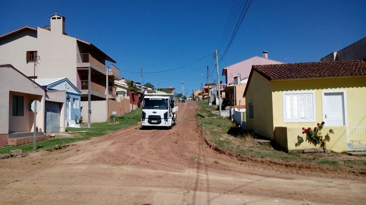 Expectativa é de que o bairro Princesa Isabel e Loteamento Veleda  recebam reparos em pontos mais danificados