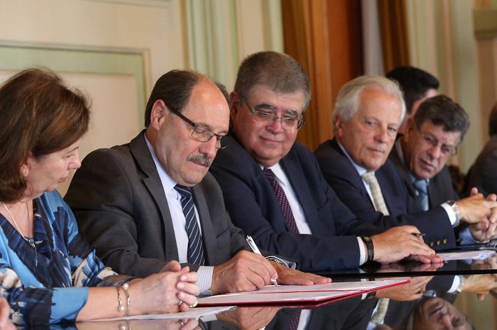 Sartori disse que, mais uma vez, a união de esforços entre os governos federal, estadual e municipais permite que o Rio Grande do Sul avance nas mudanças estruturais