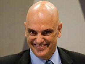 Alexandre de Moraes foi ministro da Justiça de Temer