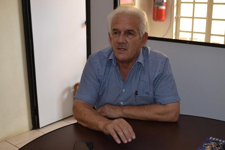 Zé Antônio disse que 2017 foi ano de conhecimento sobre a realidade do município