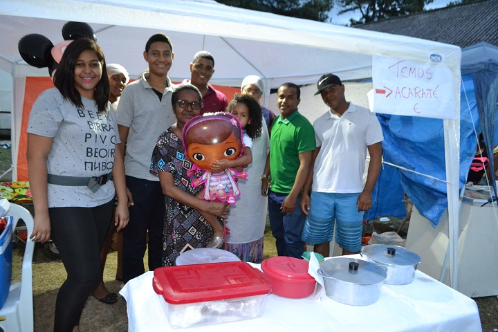 Família baiana está em Candiota há cerca de 10 meses