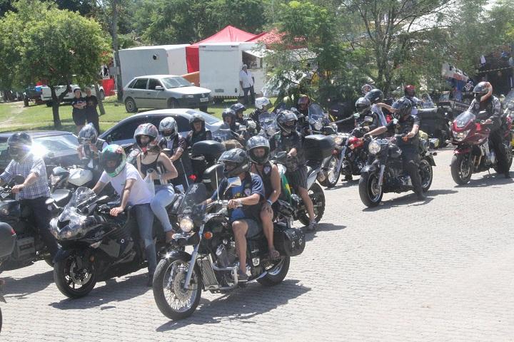 Devem participar motociclistas de diversas cidades