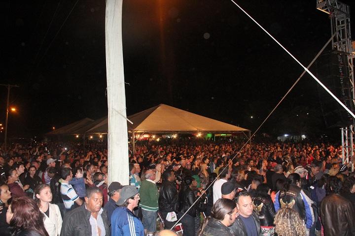 Evento costuma reunir centenas de pessoas