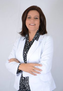 Andréia Rangel está no segundo mandato