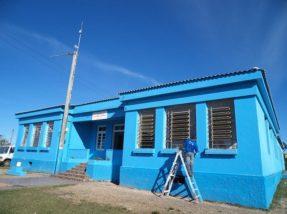Escola Ana Tereza da Rosa passou a contar com classes multisseriadas
