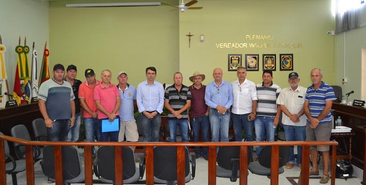 Reunião na Câmara de Pinheiro Machado finalizou o documento que foi levado à Brasília
