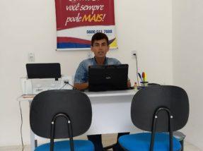 Edson Serpa é sócio-proprietário da Credsul