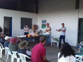 Cenário atual das lavouras foi exposto durante evento