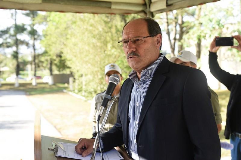 """Sartori destacou o grande trunfo do Estado na guerra contra o crime: """"parcerias com as diversas esferas da sociedade"""""""