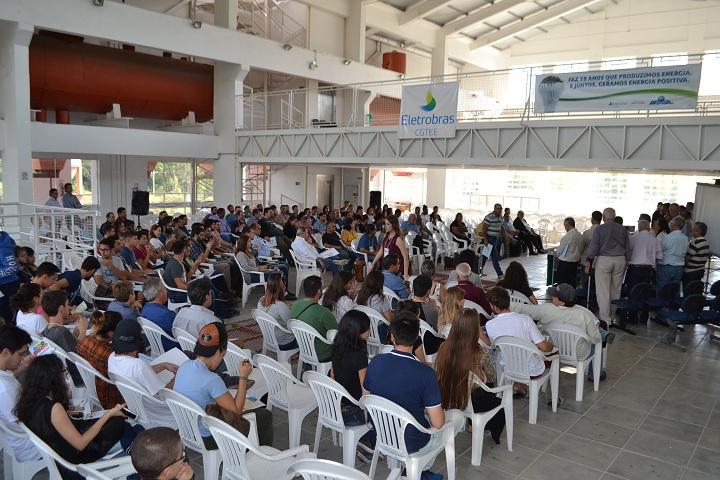 Abertura do Seminário lotou as dependências do Centro Cultural Usina I